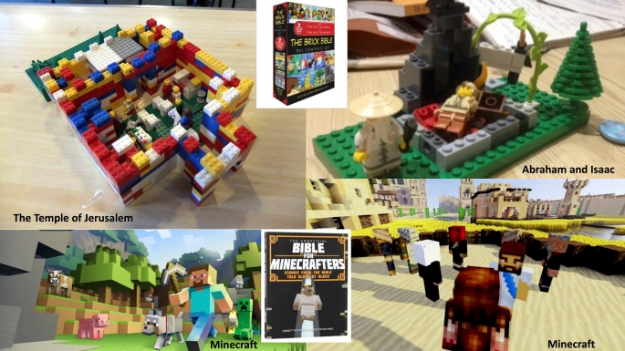 Lego and Minecraft