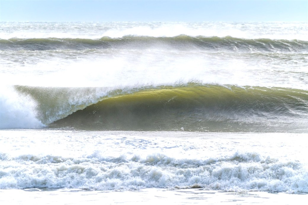 Bigger waves