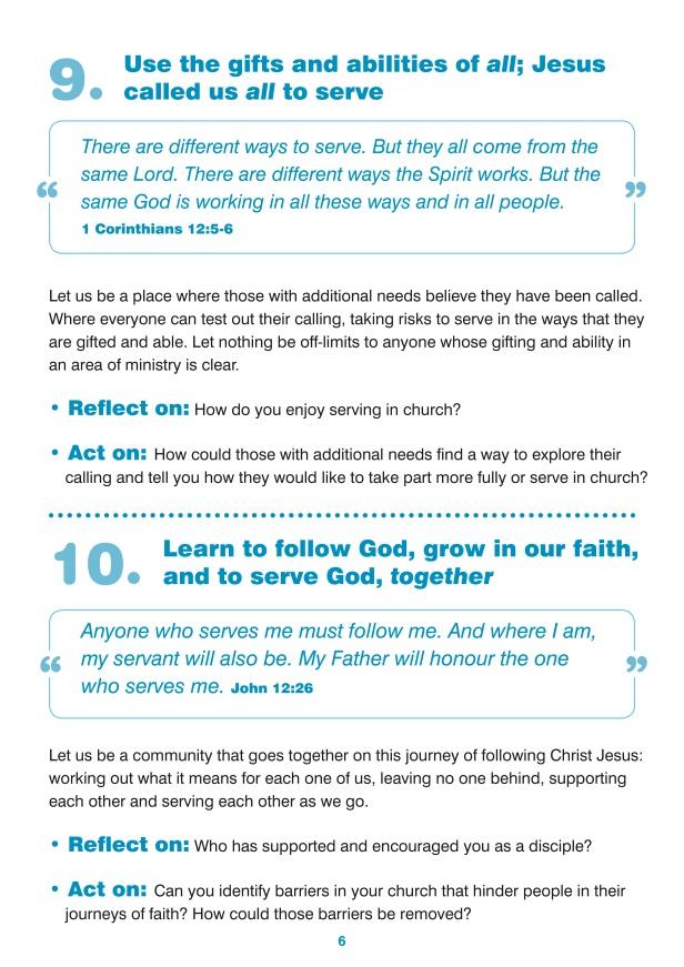 10 Ways to Belong p7