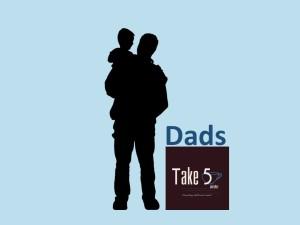Dads Take 5 Logo