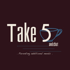 Take 5 and chat SQUARE logo