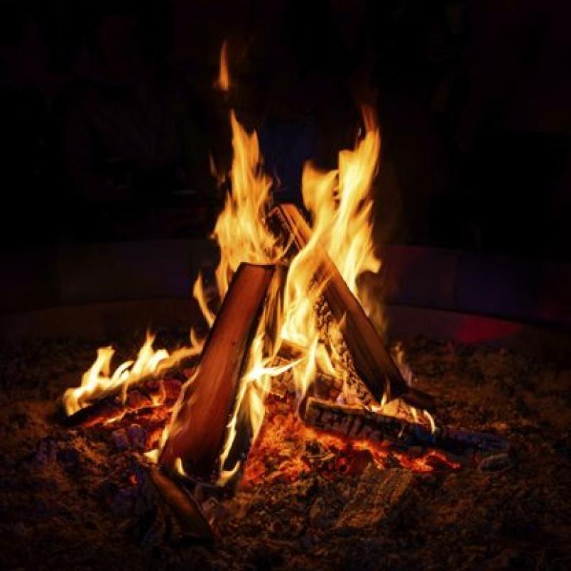 fire square